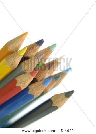 12 Colored Pencils