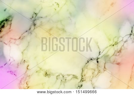 Colorful marble texture and background for design pattern artwork.