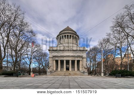 Grant's Tomb - New York City