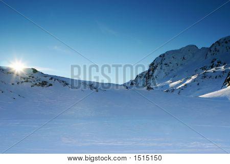 Beautiful Snowscape