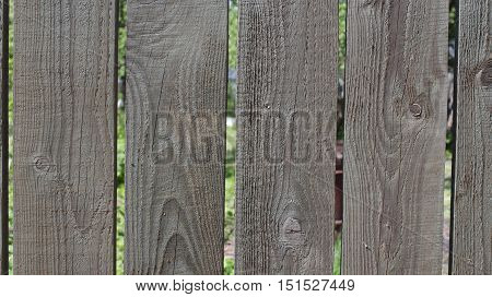 backyard grey rustic wooden fence texture background