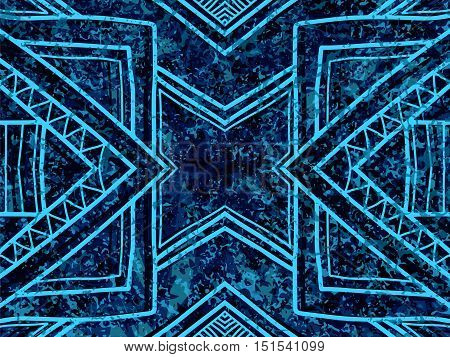 Background Abstract Shapes Grunge Modern Texture Dark Blue