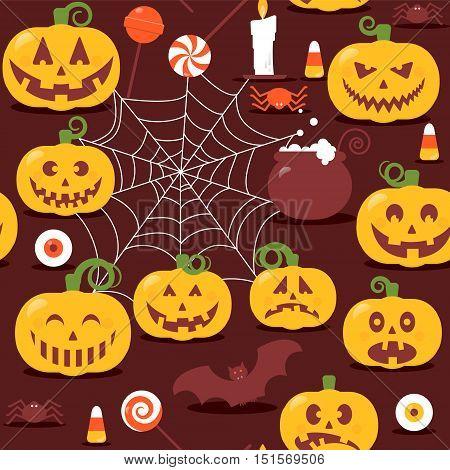 Pumpkin Pattern.
