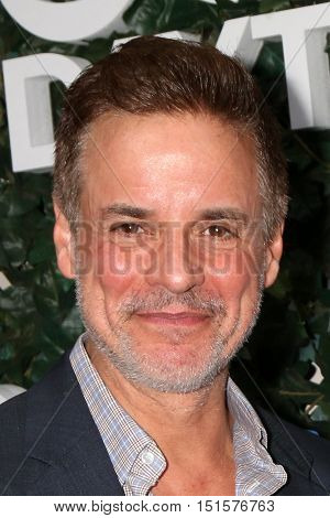LOS ANGELES - OCT 10:  Christian LeBlanc at the CBS Daytime #1 for 30 Years at the Paley Center For Media on October 10, 2016 in Beverly Hills, CA