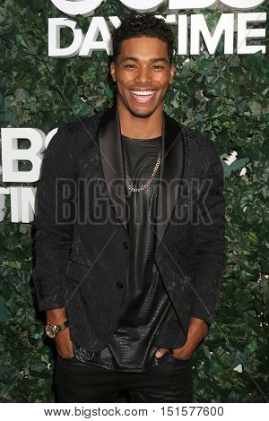 LOS ANGELES - OCT 10:  Rome Flynn at the CBS Daytime #1 for 30 Years Exhibit Reception at the Paley Center For Media on October 10, 2016 in Beverly Hills, CA