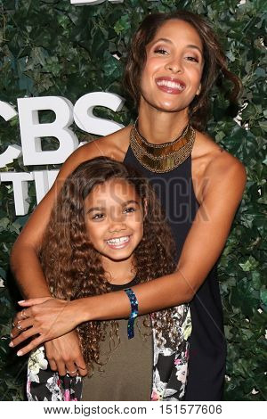 LOS ANGELES - OCT 10:  McKenna Roberts, Christel Khalil at the CBS Daytime #1 for 30 Years Exhibit Reception at the Paley Center For Media on October 10, 2016 in Beverly Hills, CA