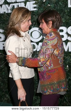 LOS ANGELES - OCT 10:  Martha Byrne, Colleen Zenk at the CBS Daytime #1 for 30 Years Exhibit Reception at the Paley Center For Media on October 10, 2016 in Beverly Hills, CA