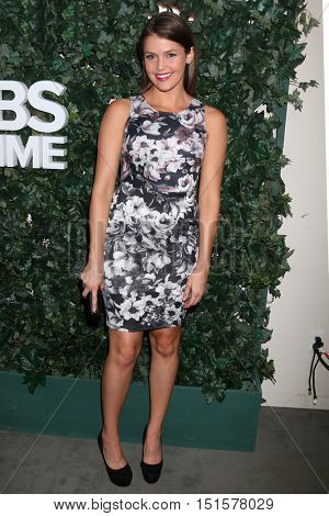 LOS ANGELES - OCT 10:  Mara McCaffray at the CBS Daytime #1 for 30 Years Exhibit Reception at the Paley Center For Media on October 10, 2016 in Beverly Hills, CA