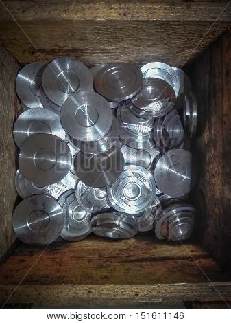 Metal Wheels For Welding