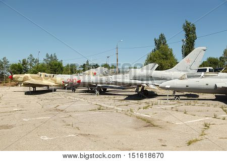 Fighting Soviet Planes