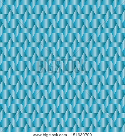Abstract blue metallic decorative background for any design process
