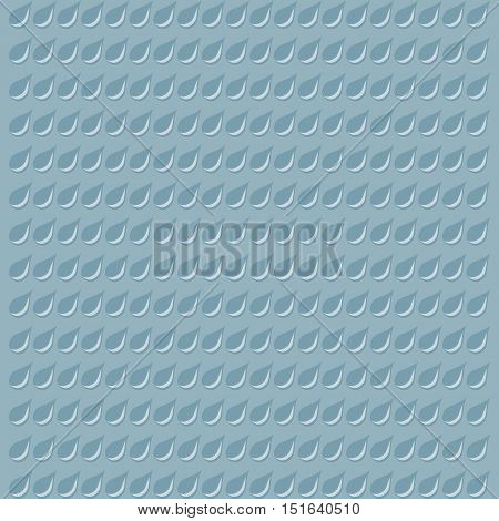 Vector rain drops background. Abstract background, vector illustration