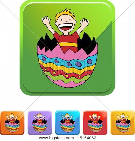 Easter Egg Kid
