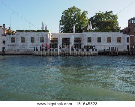 Guggenheim Museum In Venice