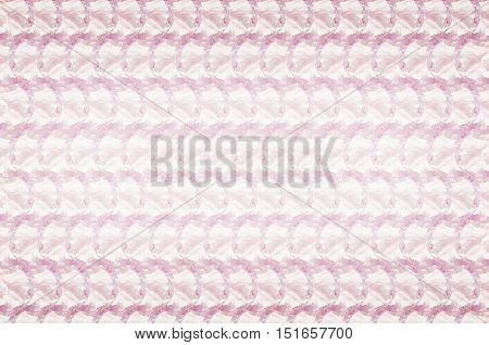 Abstract texture made of many pink flowers