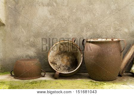 Old Ceramic Dishes 4