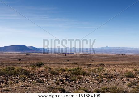The View Of The Three Mountains
