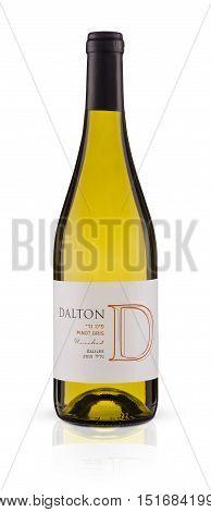 Israeli Wine  Dalton Pinot Gris 2015