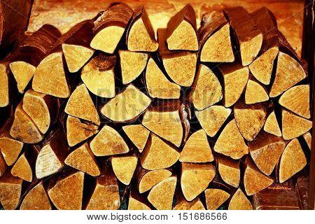 firewood, Polenitsa firewood, wood, chopped, burn, fire