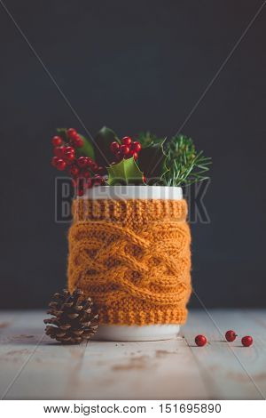 Natural Decorating for Christmas