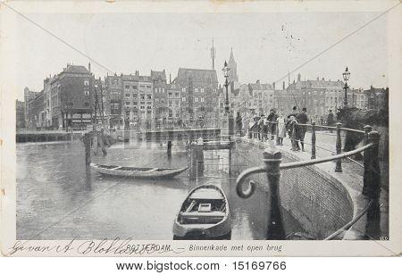 Rotterdam In 1904