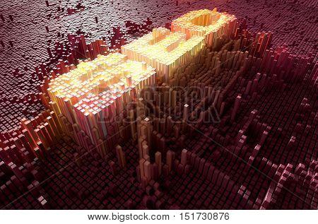 Pixel Seo Concept