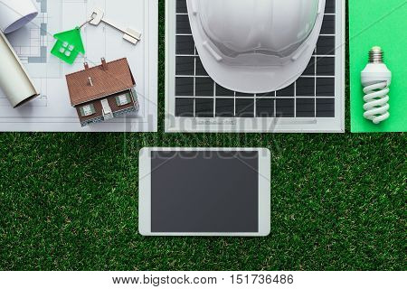 Green Building And Alternative Energies