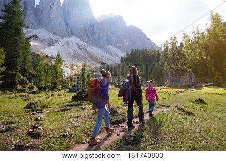 Puez Odle Nature Park