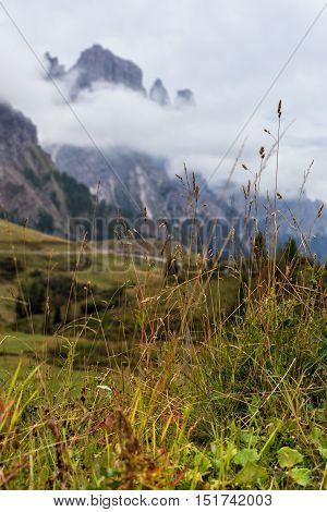 Mountains Dolomites
