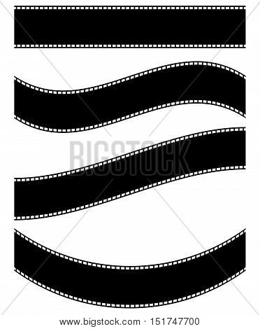 Filmstrips For Photography, Multimedia Or Related Topics