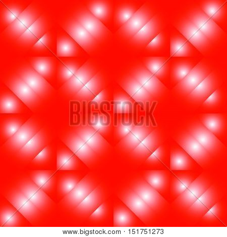 Monochrome Repeatable Geometric Pattern With Fade Effect