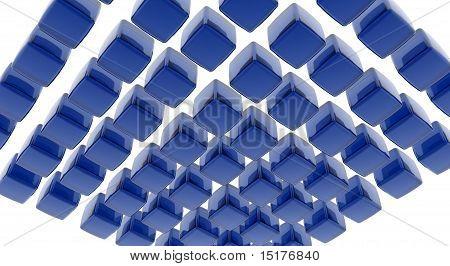 Patrón de cubo