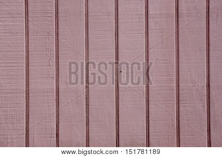 Painted Wood Siding of a wall as background