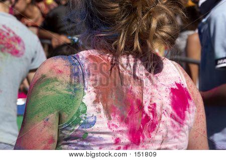 Coloured Singlet