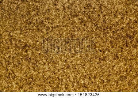 detail shot from close range surface of kraft paper