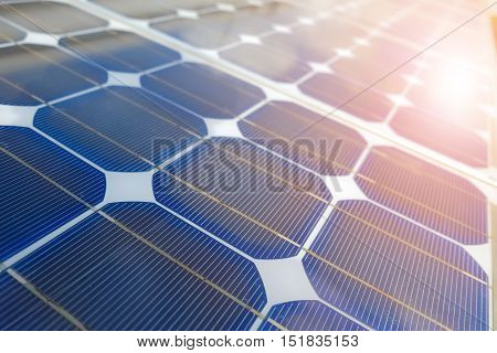 Photographs, closeup - solar panel installation available.
