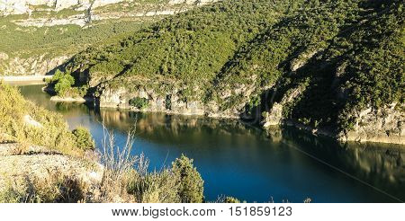 Marsh Camarasa, Catalonia Province, Spain