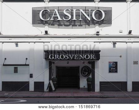 Grosvenor Casino In Bristol