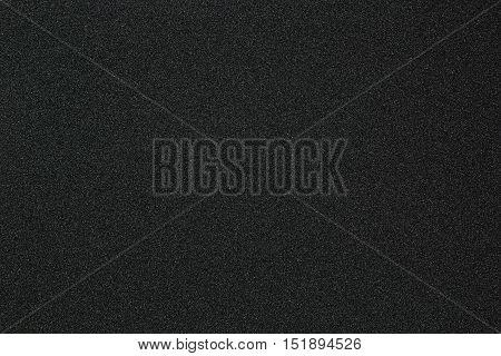 Gray monotone grain texture. Glitter sand background.