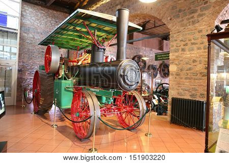 Aultman Taylor Machinery Co. Tractor