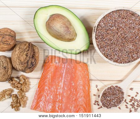 Sources of omega 3 fatty acids .