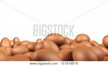 Eggs, Brown Eggs, Chicken Eggs, Brown Chicken Eggs