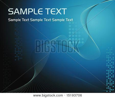 vector futuristic background