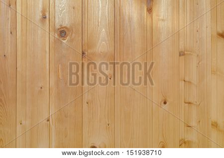 broun background of pine bunks laid vertically