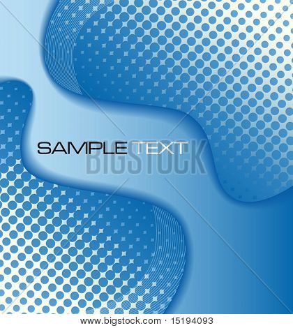 business abstract concept - vector illustration