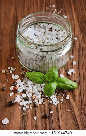 Sea Salt With Spice And Herbs