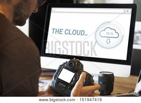 The Cloud Storage Data Information Concept