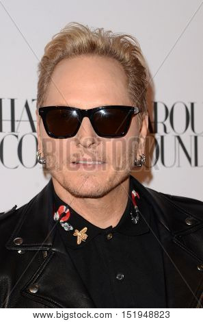 LOS ANGELES - OCT 13:  Matt Sorum at the What Goes Around Comes Around Boutique Grand Opening at the What Goes Around Comes Around Boutique on October 13, 2016 in Beverly Hills, CA