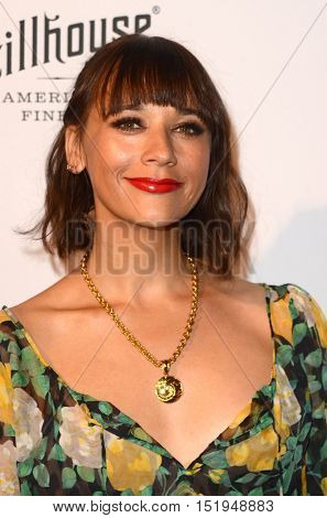 LOS ANGELES - OCT 13:  Rashida Jones at the What Goes Around Comes Around Boutique Grand Opening at the What Goes Around Comes Around Boutique on October 13, 2016 in Beverly Hills, CA