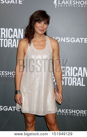 LOS ANGELES - OCT 13:  Moniqua Plante at the